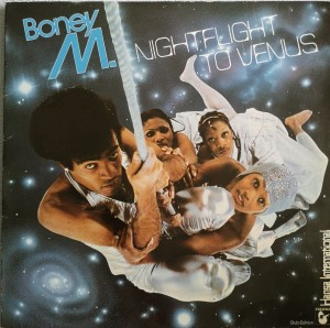 Nightflight to venus Boney M. 34 009 1 [WINYL]